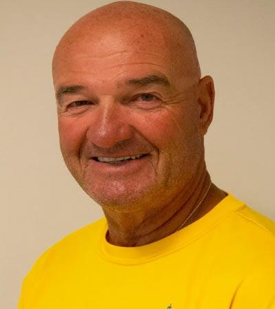 Dean Hoskin Director of Recreation